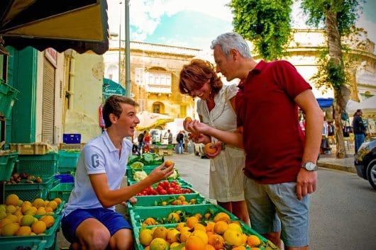 Fresh Fruit and Vegetables - Reveal Malta