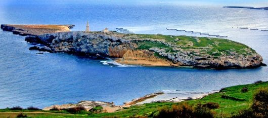 North of Malta