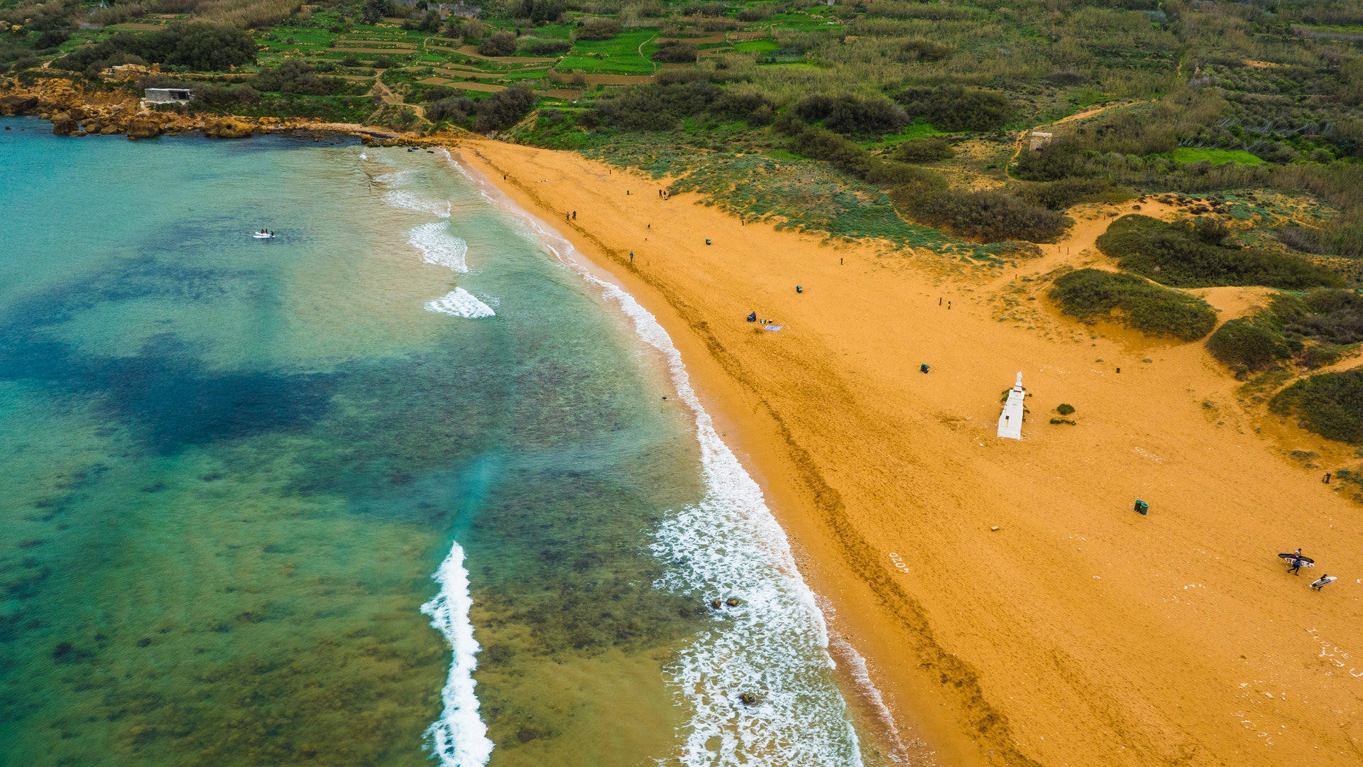 Ramla L-Hamra Beach, Gozo - Reveal Malta